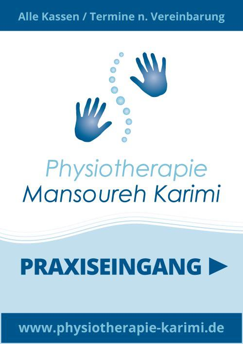 Roll-Ups / Displays Physiotherapie Mansoureh K.
